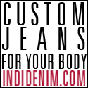Custom jeans for your body