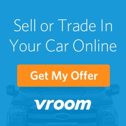 Vroom Sell or Trade In Your Car Online