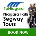5 Star Rated Luxury Niagara Falls Segway Tours