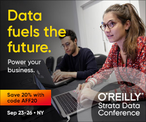 Strata Data Conference in New York 2019