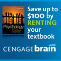 RENT your textbook and save up to 70%!
