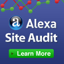 Alexa Site Audit