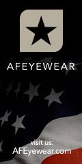 AFEyewear.com ships to APO/FPO Addresses!