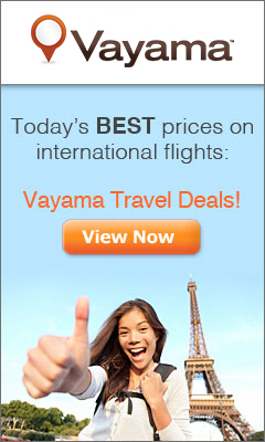Today's best prices on international flights!