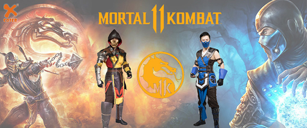 Mortal Kombat Products Collection