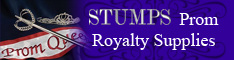 Royalty Products at StumpsProm