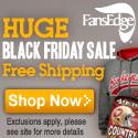 Shop Black Friday Door Busters at FansEdge.com