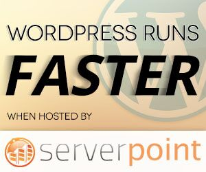 WordPress Runs Faster with ServerPoint