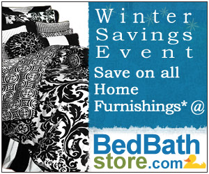 BedBathStore.com -- Always on Sale!