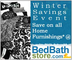 BedBathStore.com -- Always on Sale!