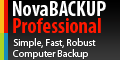 NovaBackup Software