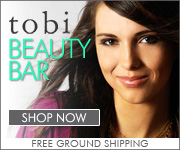 Tobi.com's Sweepstakes! Shopping Spree + Trip!