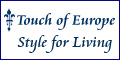 Touch of Europe : Style for Living
