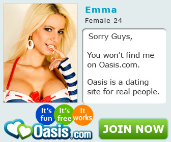 Oasis.com - 100% Free Dating