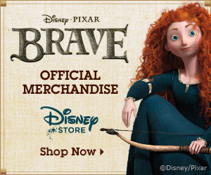 FREE Shipping at the Disney Store With Purchase of Brave Merchandise!