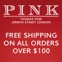 Thomas Pink Men's Shirts & Accessories - Free Delivery on orders over $100