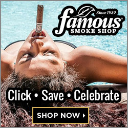 Click. Save. Celebrate. - Famous Smoke Shop Cigars