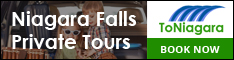 5 Star Rated Luxury Niagara Falls Private Tours