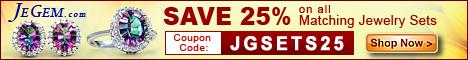 JEGEM.com ~ Gorgeous Birthstone Gem Jewelry