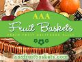 Fresh Fruit and Gourmet Baskets