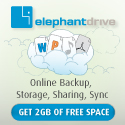 Click here for an ElephantDrive 15-day Free Trial