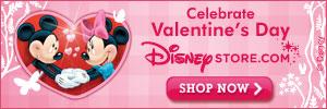 DisneyStore.com Share the Magic