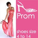 Gorgeous Prom shoes for your size