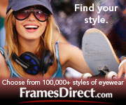 Shop FramesDirect.com and Find Your Style