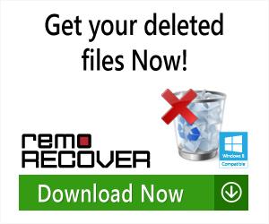 Remo Recover (Windows)