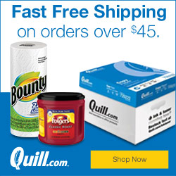quill office supplies site review