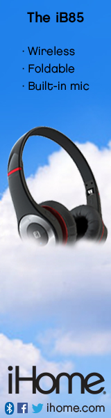 160x600Static iB85 Bluetooth Wireless Headphones