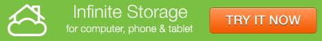 Bitcasa Cloud Storage - Unlimited Storage $10/month!
