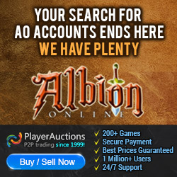 albion online account