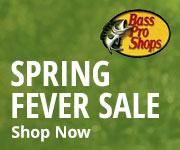 Bass Pro Spring Sale