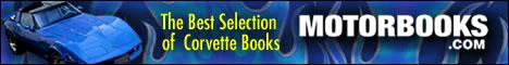 Motorbooks.com - Corvette Books