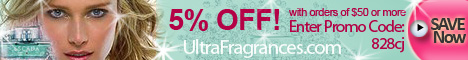 5% OFF at Ultrafragrances.com