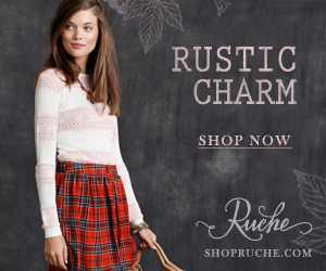 Ruche Rustic Clothing