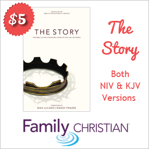 The Story Bible $5