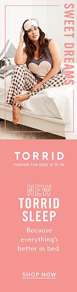 TORRID SLEEPWARE