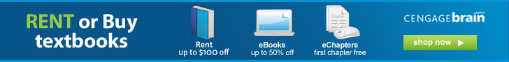 Save up to 15% on textbooks and 50% on eTextBooks.