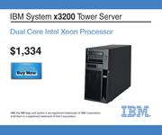 IBM System x3200 Intel Xeon Tower Server