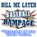 Play Now Pay Later No Payments for 90 Days Baseball Fantasy