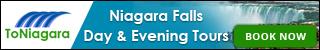 5 Star Rated Luxury Niagara Falls Evening Tours