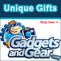 Thousands Of Unique Gifts At GadgetsandGear.com