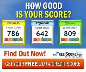 Free Credit Scores