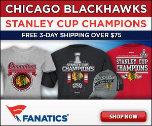 Shop 2013 Chicago Blackhawks Stanley Cup Champs gear at Fanatics!