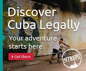 Discover Cuba Legally 300x250