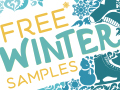 Free Winter Samples at QualityHealth.com!