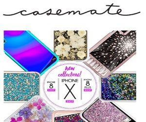 Case-Mate iPhone 8/8s/X 300x250