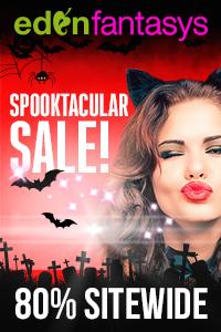 Huge Sitewide Halloween Sale